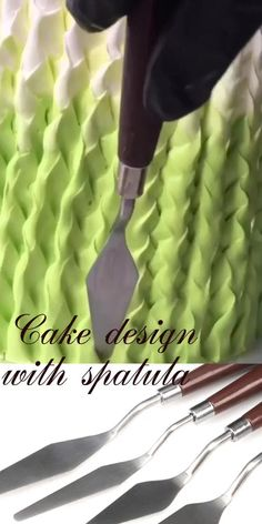 Desserts For A Crowd, Fancy Desserts, Dessert Recipes, Cake Decorating Piping, Cake Decorating Videos, Birthday Cake Decorating, Cake Decorating Techniques, Elegant Birthday Cakes, Pretty Birthday Cakes
