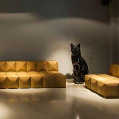 Sixinch, Bench Sofa, Pieter Jamart