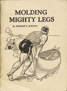 To celebrate U. National Physical Fitness and Sports Month we present a set of bodybuilding pamphlets from 1938 by one George F. It turns out Mr. Jowett is a well-known 'strongman' from the. Prison Workout, Back Workout Men, Homemade Workout Equipment, No Equipment Workout, Hero Workouts, Masculine Traits, Muscle Magazine, Male Pose Reference, Art Of Manliness