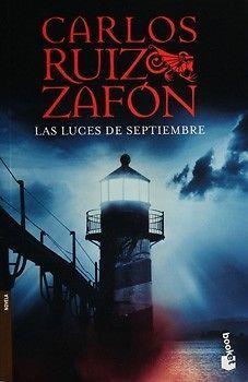 LUCES DE SEPTIEMBRE,LAS  CARLOS RUIZ ZAFON SIGMARLIBROS
