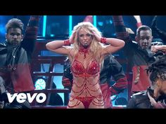 """05/22/2016 The """"Piece of Me"""" singer's killer body takes a lot of hard work! Find out how Britney stays in perfect shape--and learn her favorite cheat foods! Subscribe: ..."""
