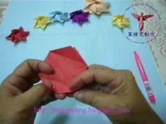 折纸风车 - Origami Windmill