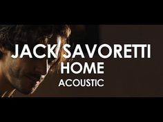 Jack Savoretti - Home - Acoustic [Live in Paris] Acoustic, How To Become, Paris, Facebook, Live, Youtube, Music, Youtubers, Youtube Movies
