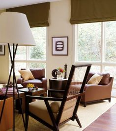 High end interior design by Washington D. based David Mitchell via Desire to Inspire. Living Room, Furniture, Room, Interior, Traditional Interior, Contemporary, Home Decor, Inspiration, Interior Design