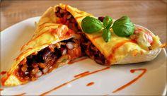 We love our kitchen: Enchiladas Ahoj! Mexická kuchyňa patrí k našim naj...