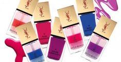 Tie & Dye Top Coat Collection YSL