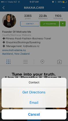 Instagram teste des comptes dédiés aux professionnels - http://www.frandroid.com/android/applications/356861_instagram-bouton-contact-professionnels  #ApplicationsAndroid