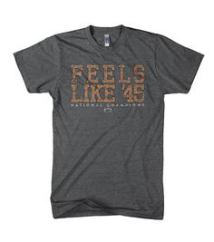 Feels Like '45 Short Sleeve