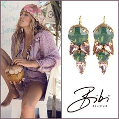 #bibi #bijoux #bibibijoux #jewelry #handmade #swarovski #2016 #fashion