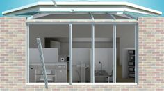 Controlite is an adjustable louvre system allowing maximum control over light and heat transmission of your pergola or skylight. The system is strong yet lig. Outdoor Rooms, Outdoor Decor, Solar Roof, Roofing Materials, Gazebo, Garage Doors, Furniture, Home Decor, Innovative Products