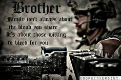 Brothers in Arms Military Quotes, Military Humor, Military Love, Usmc Quotes, Godly Quotes, Military Gifts, Military Police, Warrior Spirit, Warrior Quotes