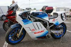 Suzuki GSXR, Slabby, .BRS Suspension Works