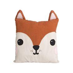 Cushion . Kawaii Friends / Hiro Fox