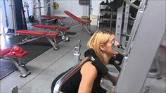 Beata Ciszewska, Ania Ruda i Marek Ferstaj trenują nogi