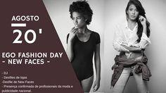 Ego Fashion Day, edição New Faces - promovendo a carreira de modelos e movimentando o mercado de moda regional, tudo em um evento que promete badalar Cruzeiro City. - Ego Fashion Day 2016 – New Faces arrasando na passarela! | DESACOMODA