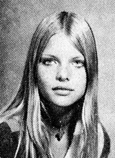 Young Michelle Pfeiffer