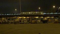 Orlando International Airport People Mover Between Satellite Hub And Mai...