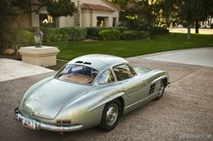 desertmotors:  1955 Mercedes-Benz 300SL Gullwing Coupe