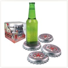 Dessous de verre Capsules #apero #biere