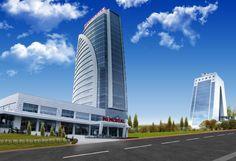 Memorial Ankara Hastanesi açıldı.