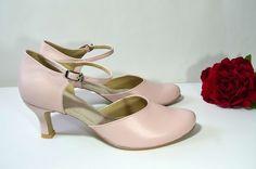 Růžové svatební boty - celokožená obuv taneční styl. Ružové svadobné topánky  - celokoženná obuv v 7a301cc8d4b
