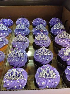 Sofia the First cupcakes for brooklyns birthday party Princess Sofia Birthday, Sofia The First Birthday Party, Third Birthday, 4th Birthday Parties, Cake Birthday, Princess Sophia Cake, Tangled Birthday, Tangled Party, Tinkerbell Party