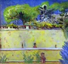 The Terraces by @pierre_bonnard #postimpressionism