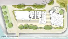 Galería de Centro acuático National City / Safdie Rabines Architects - 22