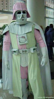 Hello Darth Kitty Vader, holy crap this is fantastic!
