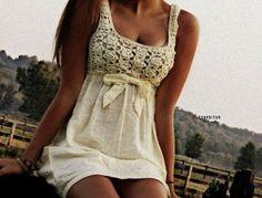 knit dress top
