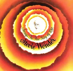 "Stevie Wonder - Songs in the Key of Life - its one of the best LPs of all time. I love ""As,"" and I told Stevie that. He said he thought it was the best lyric he ever wrote. Lps, Lp Cover, Cover Art, Sir Duke, Vinyl Collection, Record Collection, Classic Album Covers, Iconic Album Covers, Great Albums"