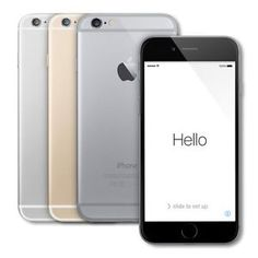 Buy Apple iPhone 6 Smartphone 64GB Unlocked Cell Phone a1549 Gray Gold Silver
