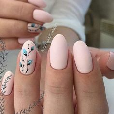 TOP 20 very gentle and sophisticated manicure. – – # nail design TOP 20 very gentle and sophisticated manicure. Ongles Rose Pastel, Pastel Color Nails, Nail Colors, Pastel Colors, Pastel Shades, Cute Nails, Pretty Nails, My Nails, Spring Nail Art