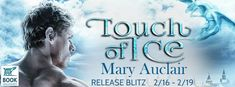 He is as cold as ice.  She is the salvation that will melt his heart.  Release Blitz – Touch of Ice [Dawn of Dragons, 1] by Mary Auclair @mauclairauthor   #scifi #paranormal #romance  @BookUnleashed