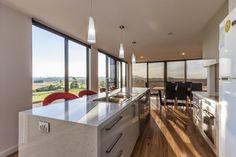 David Reid Homes Australasia Designs: A kitchen with a view #kitchen #DavidReidHomesAus #Builder #AspirationalHomes