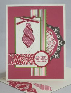 Ornament Keepsakes #MOJO259 by ajackson19 - Cards and Paper Crafts at Splitcoaststampers