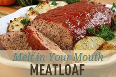 crock pot meatloaf. Substitute with turkey burger
