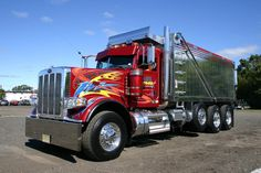 Millions of Semi Trucks Show Trucks, Big Rig Trucks, Dump Trucks, Lifted Trucks, Old Trucks, Peterbilt Trucks, Chevy Trucks, Heavy Construction Equipment, Road Train