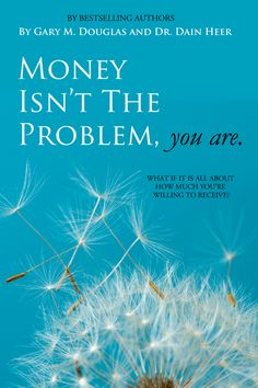Money Isn't The Problem You Are book by Gary Douglas and Dr. Dain Heer AMAZING book at changing the way you deal with money! Brand new point of views. Available in book format, Audiobook or E-Book Good Books, Books To Read, My Books, Access Consciousness, Book Format, This Book, Told You So, Author, Money