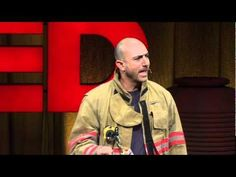 Volunteer fire fighter finding out what it means to be a hero