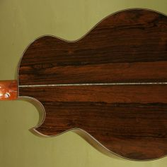 2003 Kevin Ryan Grand Cathedral Fingerstyle Brazilian Rosewood, Near Mint, Original Hard, $13,995.00 (via Gbase.com)