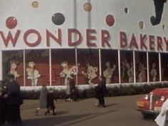 New York World's Fair (1939): Great clip featuring color footage from the 1939 World's Fair in New York. Among the interesting scenes captured include the Continental Baking exhibit featuring the Wonder Bakery, the waterfall at the Electric Utilities Pavilion and Elecktro, the 7 foot tall talking robot.