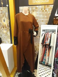 Gamis 047 Rp650 000.00 Material : Crepe, Size : Fit to L, Qty : 3pcshttps://shocouse-identity.ecwid.com/#!/Gamis-047/p/100576371