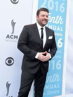 chris young on the red carpet at the 10th annual acm country music awards country