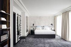 A 19th-Century Bathhouse Reborn As Paris's Newest Luxury Hotel