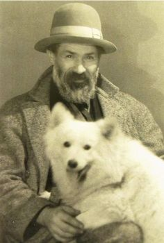 """,Man Ray, Constantin Brancusi, Paris 1930 """"That which they call abstract is the most realistic, because what is real is not the exterior but the idea, the essence of things."""" Constantin Brancusi"""