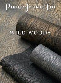 Phillip-Jeffries Wild Woods wallpaper collection