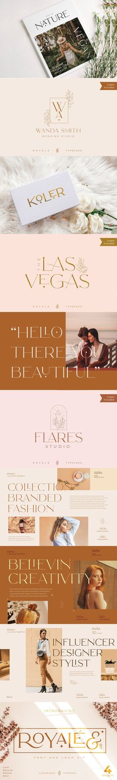 Introducing Royale Luxurious Typeface Royale Luxurious is a Minimalist Modern Elegant font with beautiful ligatures, tons of special alternative glyphs, Best Serif Fonts, Stylish Text, Text Overlay, Glyphs, Restaurant Design, Modern Minimalist, Background Images, Logo Design, Photoshop