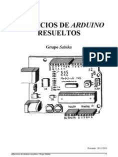 Conceptos básicos de micro controladores: Conociendo a Arduino. Arduino Pdf, Manual Arduino, Electronics Mini Projects, Electronics Components, Electrical Installation, Electronic Engineering, Weird Science, Cnc Router, Technology