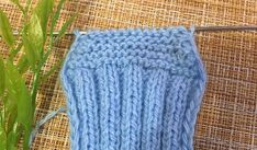 Носки на двух спицах без шва'te | OK.RU Crochet Baby Booties, Leg Warmers, Knitted Hats, Knitting Patterns, Projects To Try, Modeling, Mini, Fashion, Knitted Booties